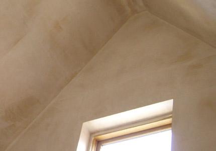 Interior Plaster Finishing
